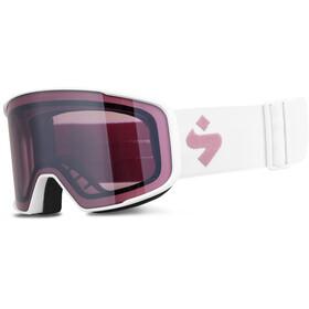 Sweet Protection Boondock RIG Reflect Gafas Hombre, blanco/rosa
